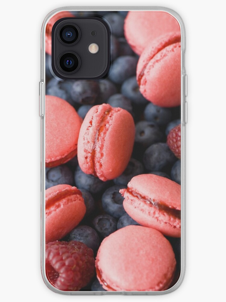 macaron, bonbon, cadeau | Coque iPhone