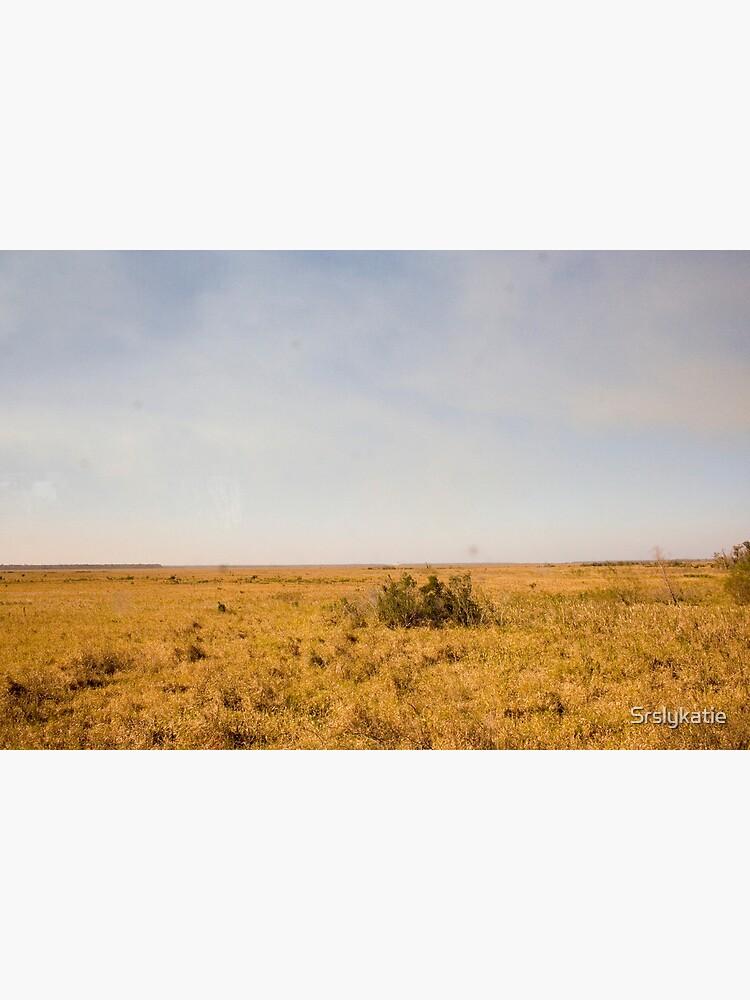Louisiana Fields by Srslykatie