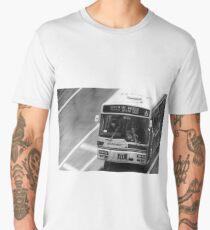 Bus in Japan Men's Premium T-Shirt