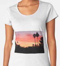 Sunset in AZ1 Women's Premium T-Shirt
