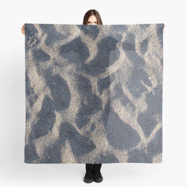 Texture, sand, 3d, design, sandy, surface Scarf