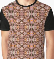 Psychedelic Tie Dye Print Graphic T-Shirt