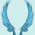 Digital Wings by Brett Perryman