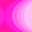 Moons - Pink by pawpapaya