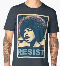 Angela -RESIST Men's Premium T-Shirt