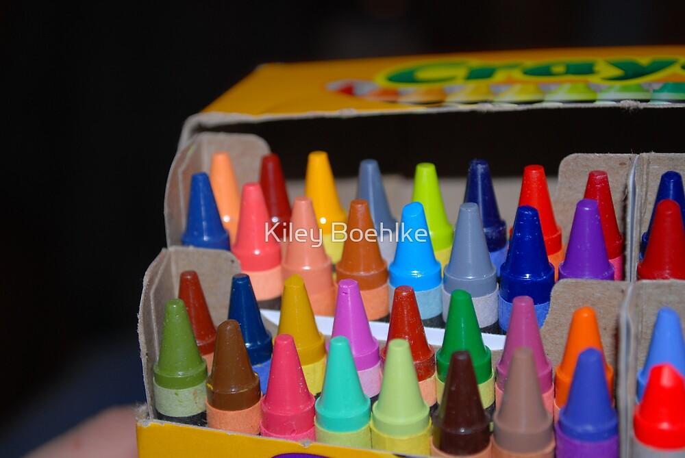Crayola. by Kiley Boehlke