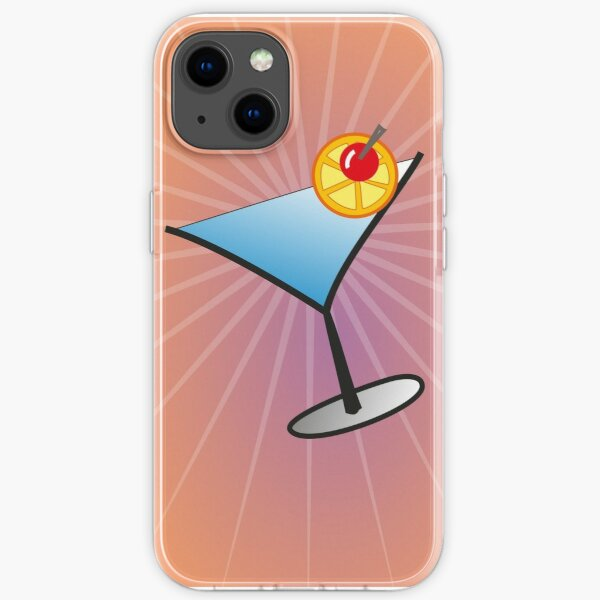 Cocktail #1 iPhone Soft Case