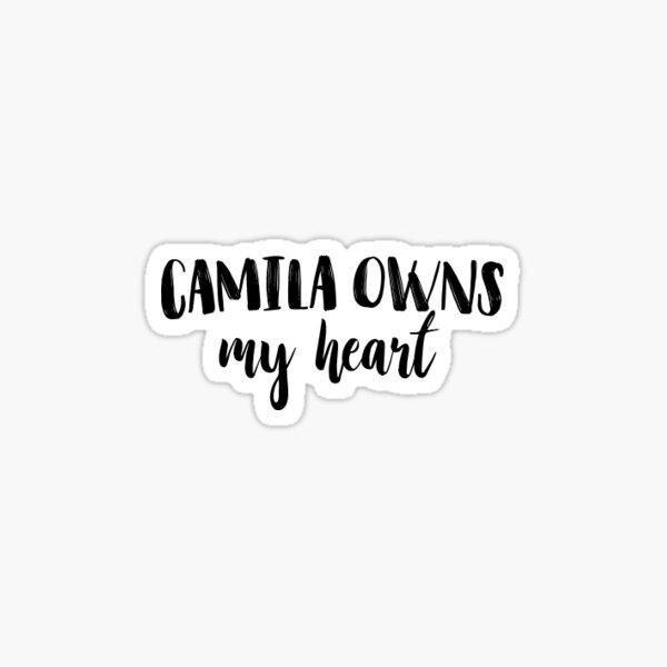 Camila Cabello Pegatina