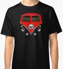kawaii Red love bug mini bus Classic T-Shirt