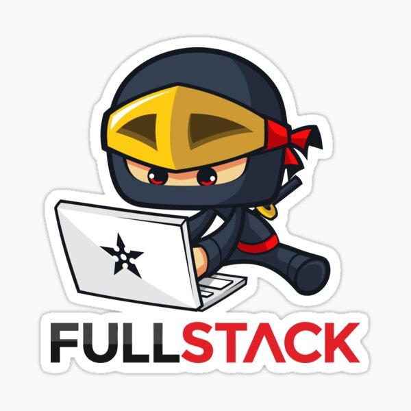 FullStack Sticker