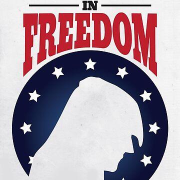 I believe in freedom by darthnebers