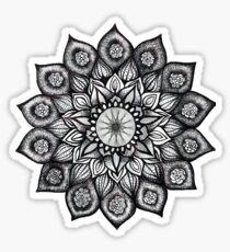 Small Flower Sticker Sticker