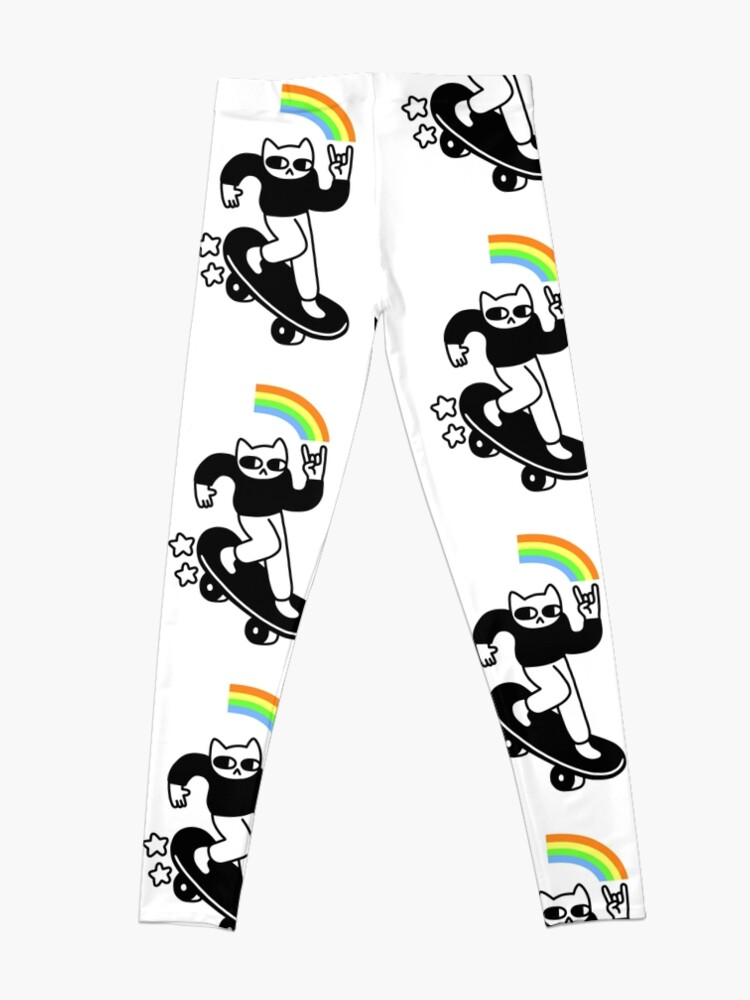 Alternate view of Coolest Cat Leggings