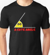 acute angle Unisex T-Shirt