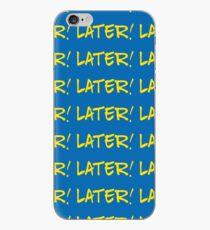 Ruf mich mit deinem Namen an iPhone-Hülle & Cover