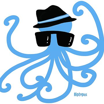 Hiptopus with hat by doodliepoodlie