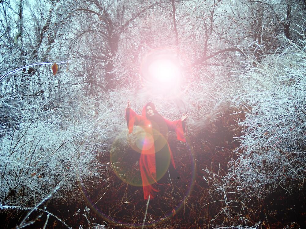 gathering the energy by CaptiveLight77