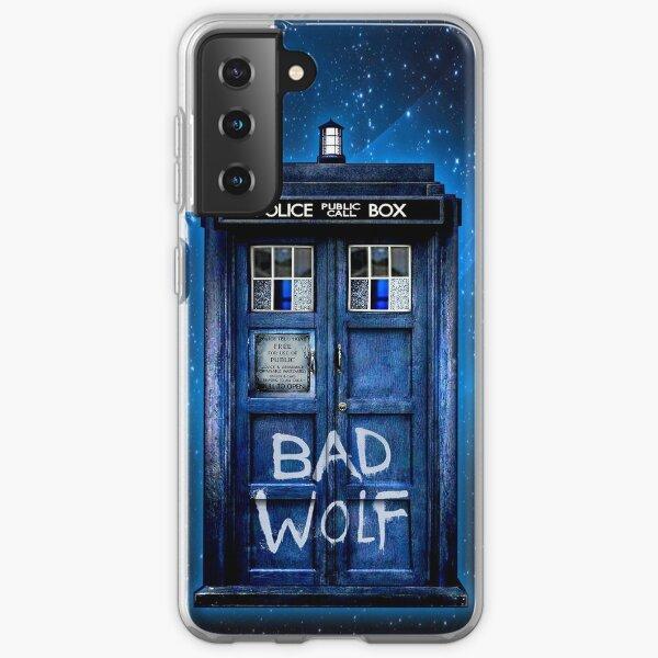 Bad Wolf Samsung Galaxy Soft Case