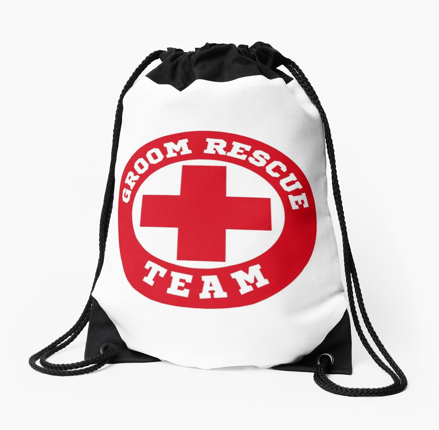 Groom Rescue Team V4  by TeeTimeGuys