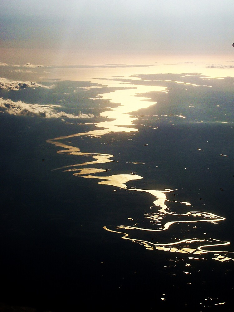 River, Estuary, Sea by Tommy Seibold