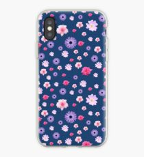 Mixed Roses and Other Flowers iPhone Case