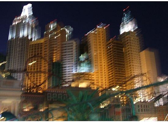 Las Vegas by Jennifer Jones