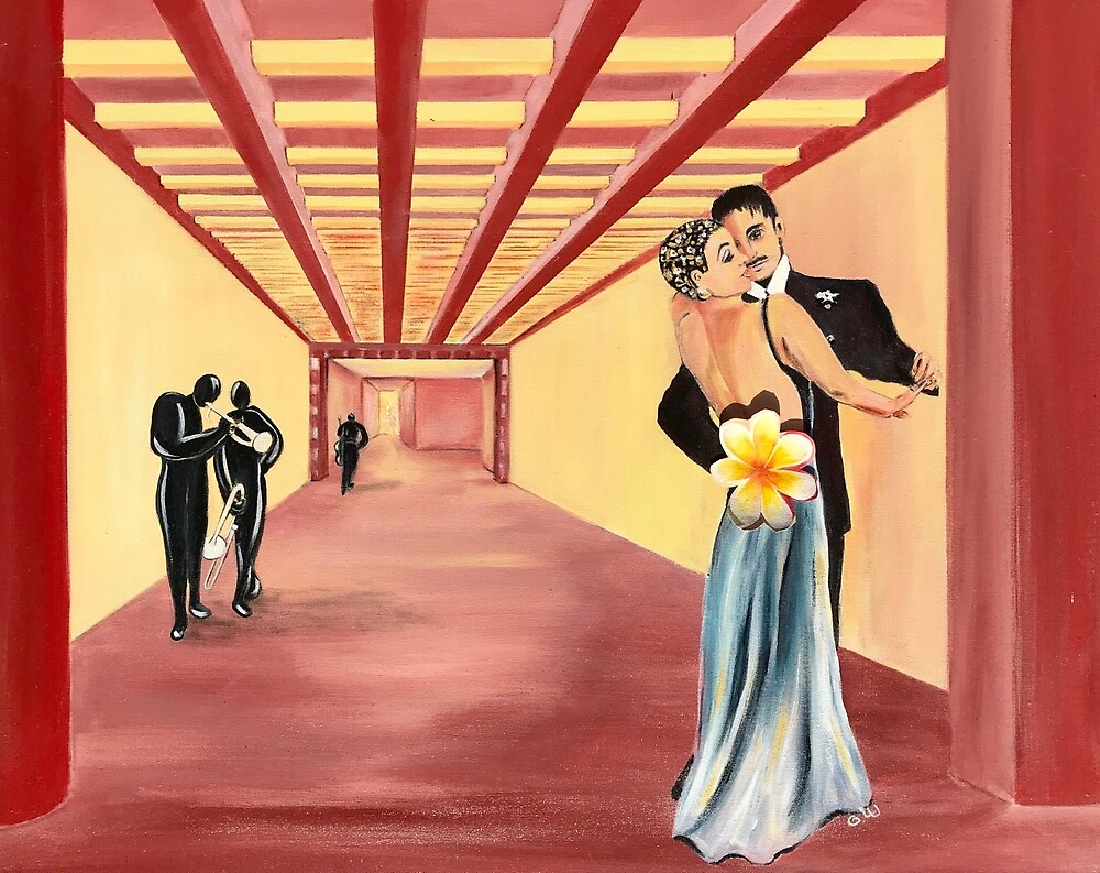 Never Ending Dance by Giselle Luske