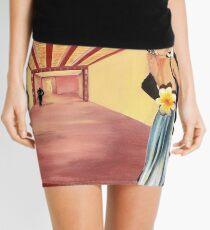 Never Ending Dance Mini Skirt