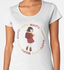 Waifu Laifu Inspired Shirt Women's Premium T-Shirt