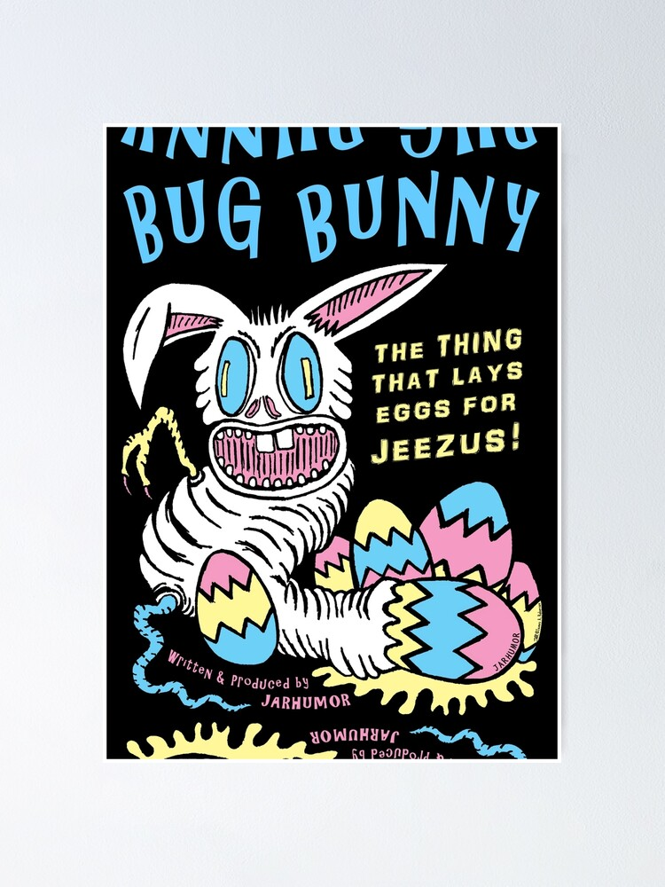 Alternate view of Bug Bunny Poster