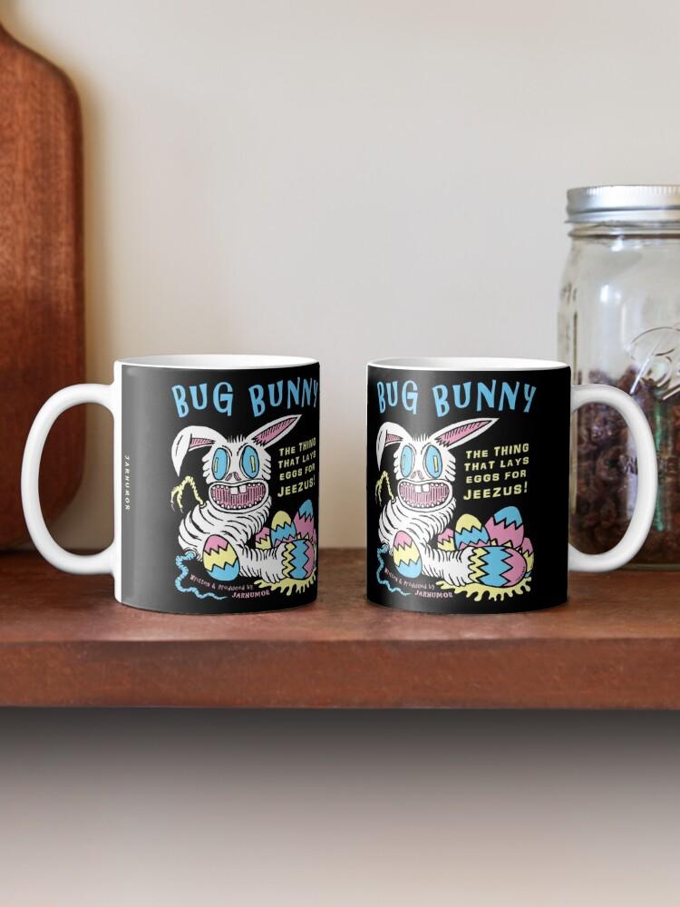 Alternate view of Bug Bunny Mug