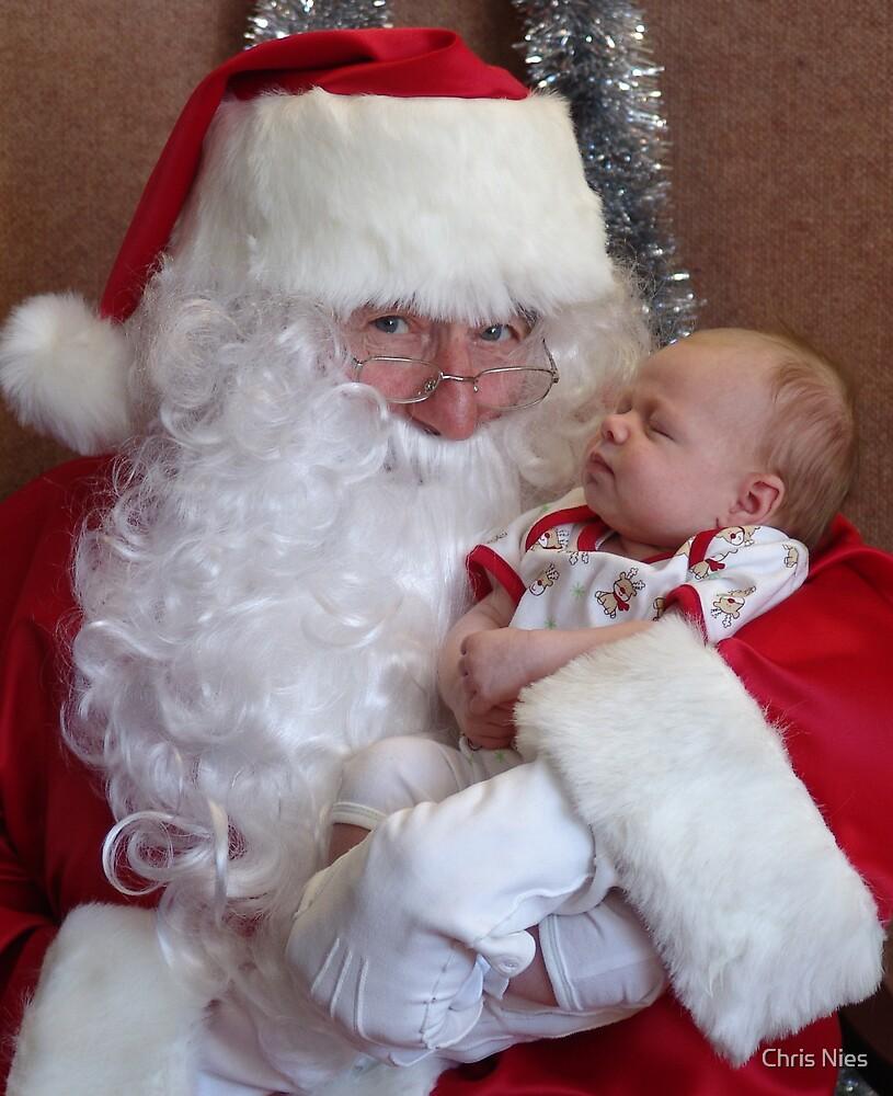 Santa's Little Helper by Chris Nies