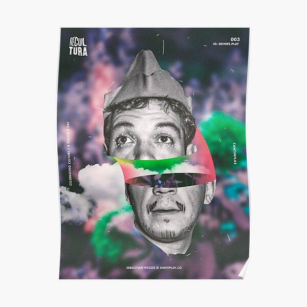 Cantinflas - Recultura 003 Poster