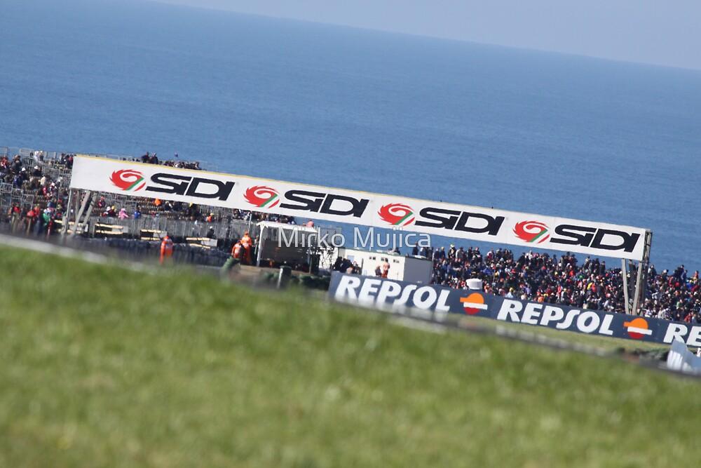 Phillip Island Moto GP 2008 to Siberia  by Mirko Mujica