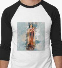 Saint Teresa Men's Baseball ¾ T-Shirt