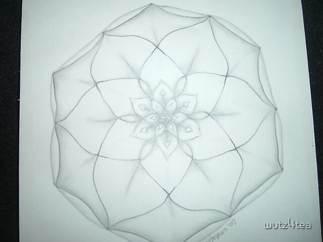 pillowflower by wutz4tea
