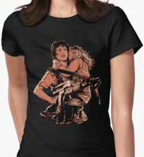 Ripley from Aliens Women's Fitted T-Shirt