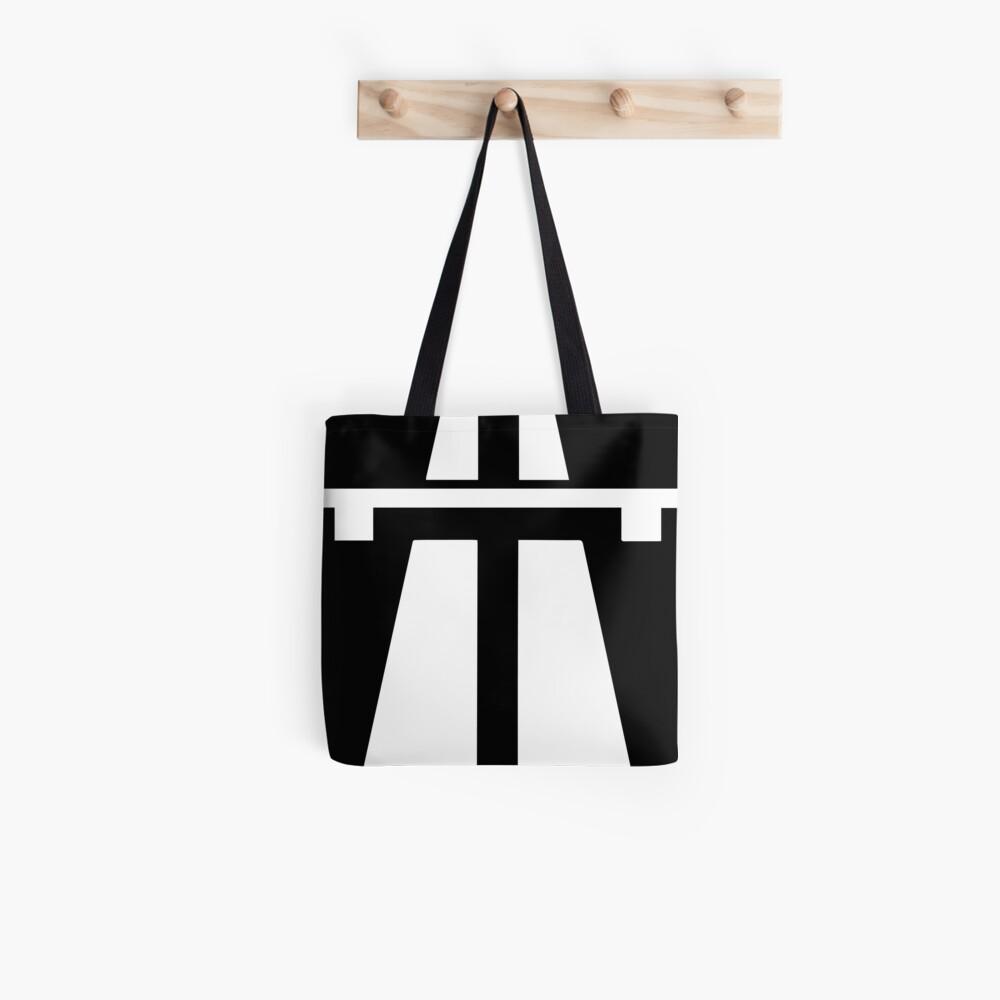 AUTOBAHN Tote Bag