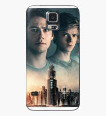Funda/vinilo para Samsung Galaxy Maze Runner: The Death Cure Póster