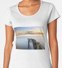 Mentone Beach, Victoria, Australia. Women's Premium T-Shirt