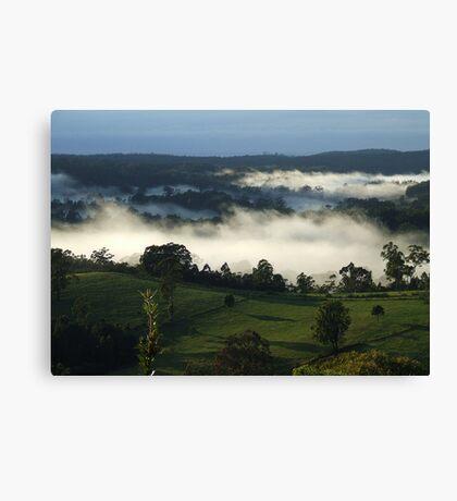 """Morning Light"" Canvas Print"