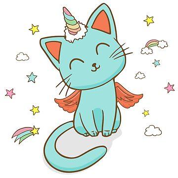 +++ Sweet Unicorncat - Unicat by hammermnn