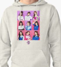 TWICE - One More Time - GROUP Pullover Hoodie