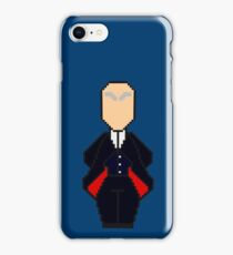 Pixel 12th Doctor iPhone Case/Skin