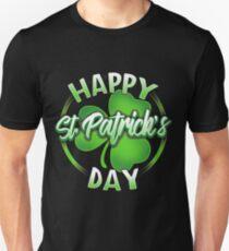 Happy St. Patrick's Day 2017  Unisex T-Shirt