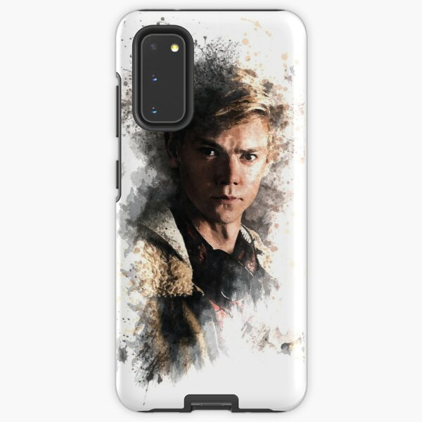 Newt - Maze Runner: Death Cure Painting Design Color Samsung Galaxy Tough Case