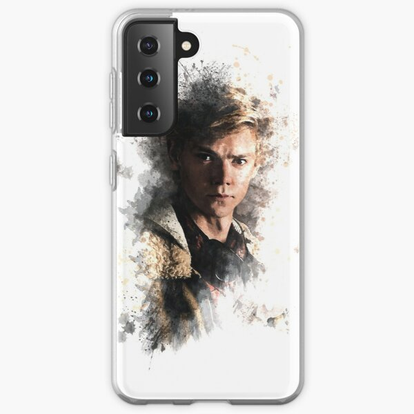 Newt - Maze Runner: Death Cure Painting Design Color Samsung Galaxy Soft Case