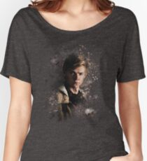 Newt - Maze Runner: Death Cure Painting Design Color Women's Relaxed Fit T-Shirt