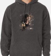 Newt - Maze Runner: Death Cure Painting Design Color Pullover Hoodie