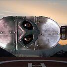 UFO IIIa by Rudschinat